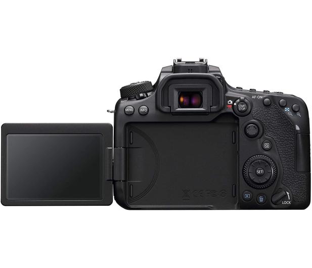 Canon EOS 90D + EF-S 18-135mm F3.5-5.6 IS USM - 646517 - zdjęcie 6