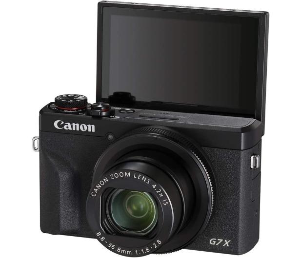 Canon PowerShot G7X Mark III czarny - 647074 - zdjęcie 6
