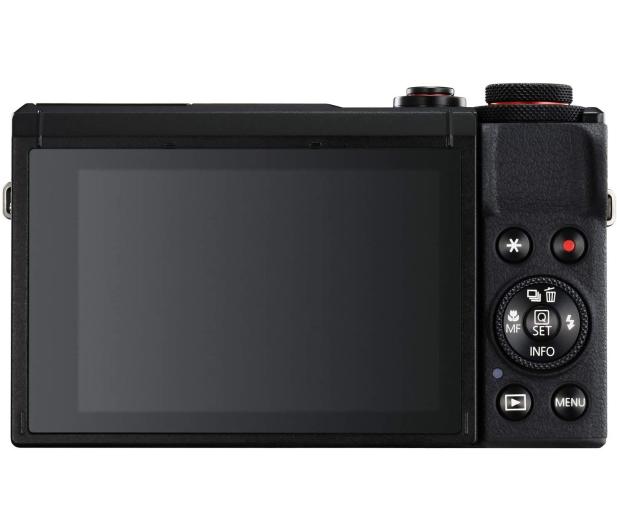Canon PowerShot G7X Mark III czarny - 647074 - zdjęcie 4