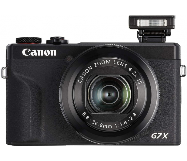 Canon PowerShot G7X Mark III czarny - 647074 - zdjęcie 7