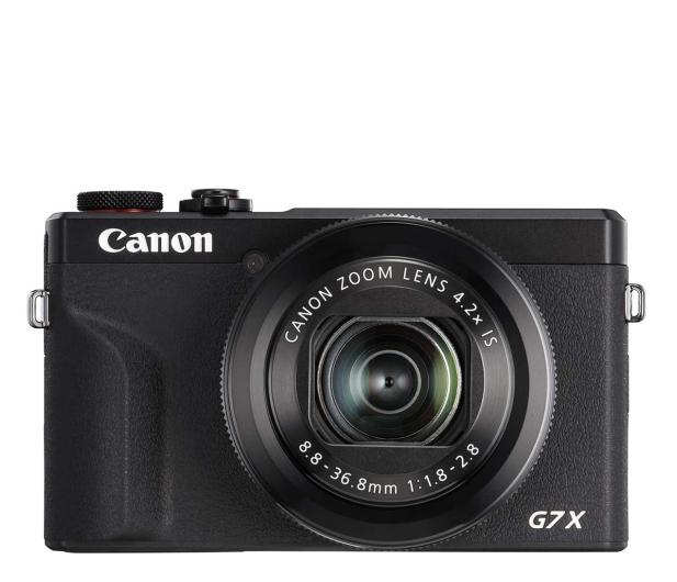 Canon PowerShot G7X Mark III czarny - 647074 - zdjęcie