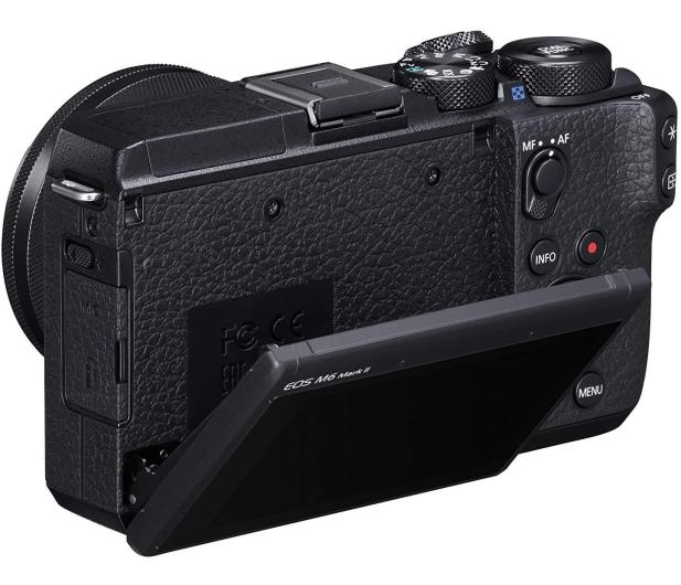 Canon EOS M6 II+ M15-45mm F3.5-6.3 IS STM+ EVF  - 646528 - zdjęcie 5