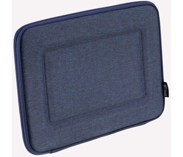 "Silver Monkey CrossCase wzmacniane etui na laptopa 15,6"" granat - 608317 - zdjęcie 3"