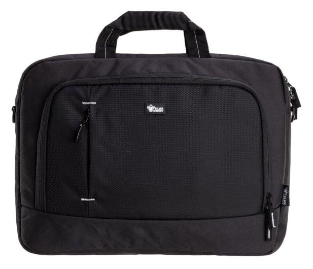 """Silver Monkey MoveBag torba na laptopa 15,6"""" czarna - 608400 - zdjęcie"""