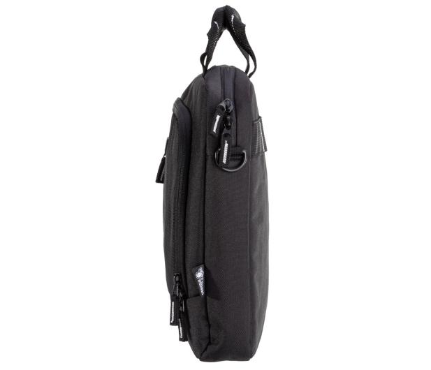"""Silver Monkey MoveBag torba na laptopa 15,6"""" czarna - 608400 - zdjęcie 5"""