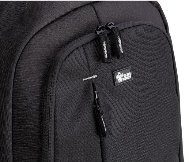 """Silver Monkey TripPack plecak na laptopa 15,6"""" czarny - 608395 - zdjęcie 6"""