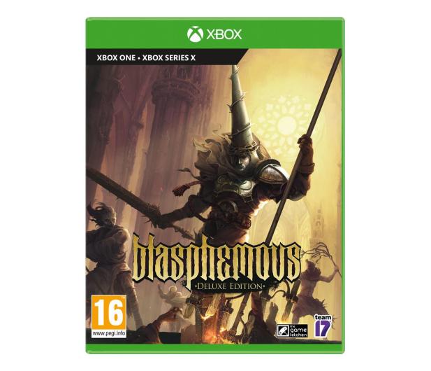 Xbox Blasphemous Deluxe Edition - 645925 - zdjęcie