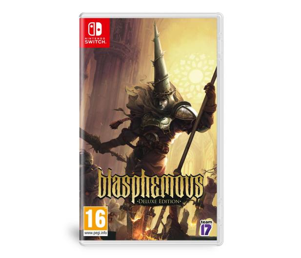 Switch Blasphemous Deluxe Edition - 645923 - zdjęcie
