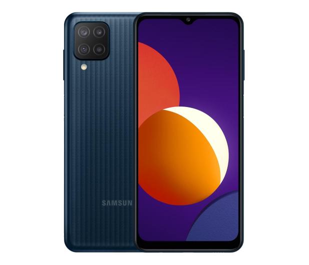 Samsung Galaxy M12 4/64GB Black - 639354 - zdjęcie