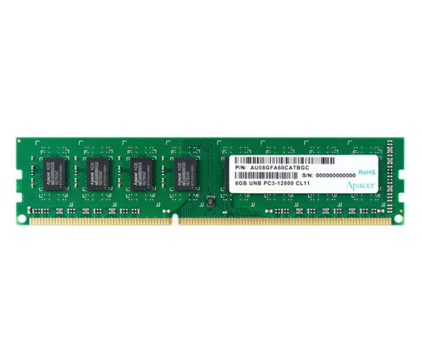 Apacer 8GB (1x8GB) 1600MHz CL11 - 648482 - zdjęcie