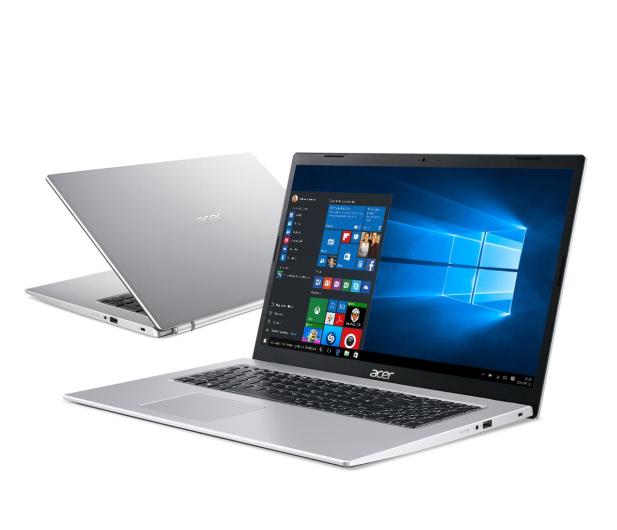 Acer  Aspire 3 i3-1115G4/12GB/256/W10PX Srebrny  - 651013 - zdjęcie