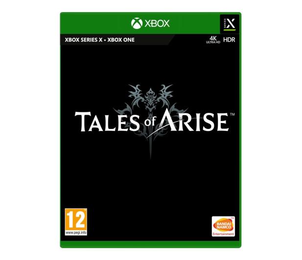 Xbox Tales of Arise Collectors Edition - 651054 - zdjęcie
