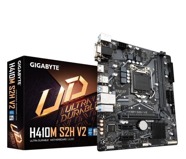 Gigabyte H410M S2H V2 - 651265 - zdjęcie