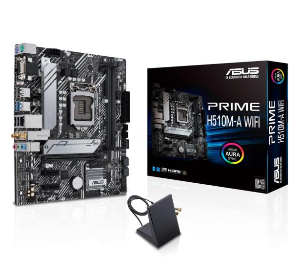 ASUS PRIME H510M-A WIFI - 649406 - zdjęcie
