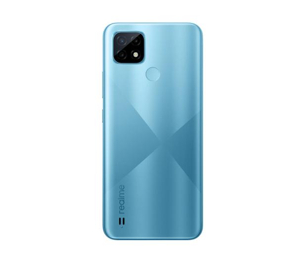 realme C21 3+32GB blue - 649448 - zdjęcie 4