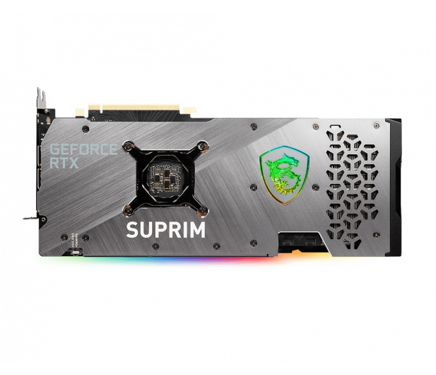 MSI GeForce RTX 3070 Ti SUPRIM X 8GB GDDR6X - 655243 - zdjęcie 4