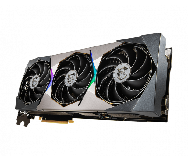MSI GeForce RTX 3070 Ti SUPRIM X 8GB GDDR6X - 655243 - zdjęcie 2