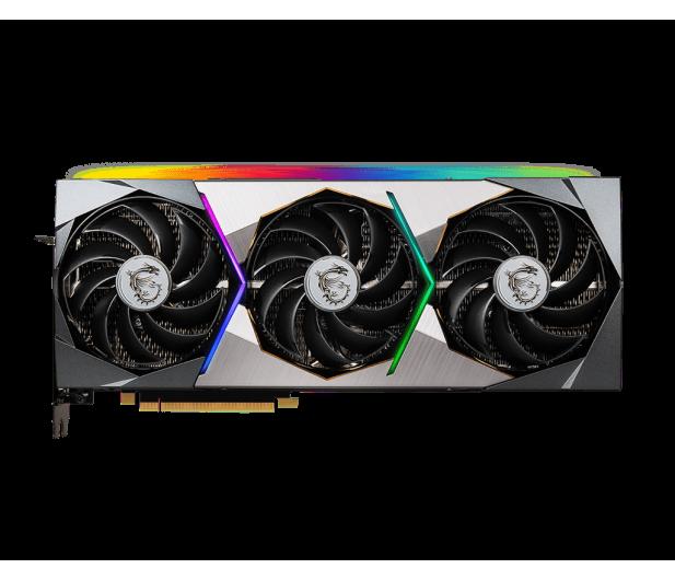MSI GeForce RTX 3070 Ti SUPRIM X 8GB GDDR6X - 655243 - zdjęcie 3