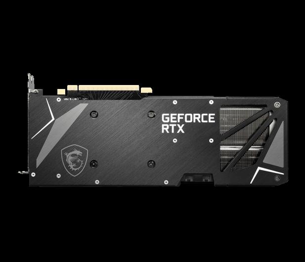 MSI GeForce RTX 3070 Ti VENTUS 3X OC 8GB GDDR6X - 655245 - zdjęcie 4