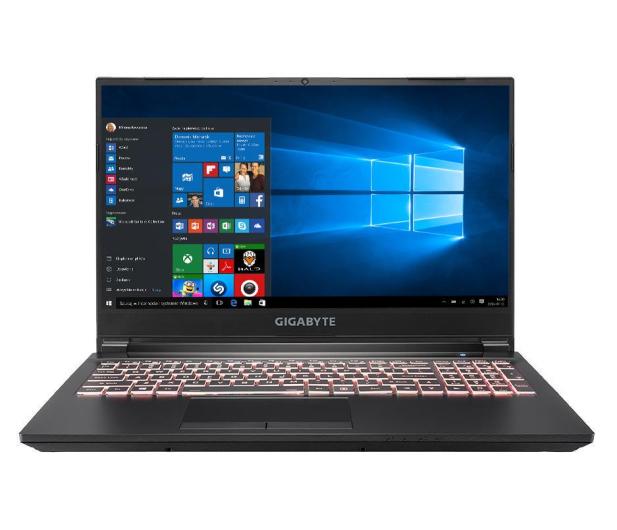 Gigabyte G5 i5-10500H/16GB/512/W10x RTX3060P 144Hz - 660461 - zdjęcie 2