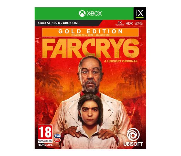 Xbox Far Cry 6 - Gold Edition - 580056 - zdjęcie