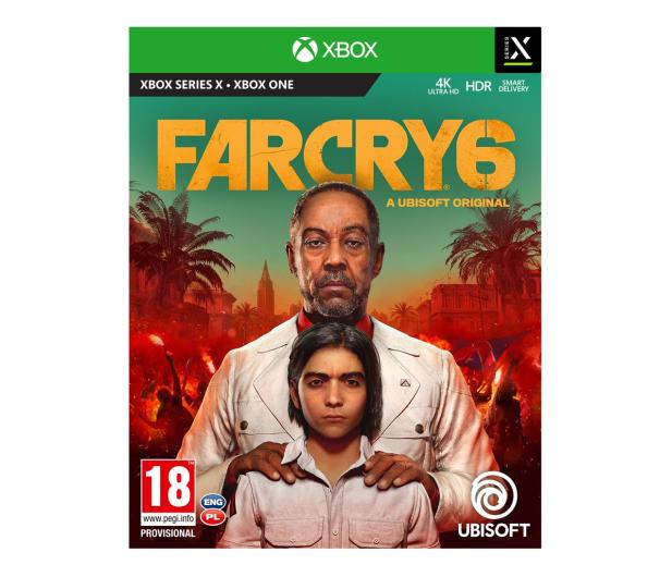 Xbox Far Cry 6 - 580054 - zdjęcie