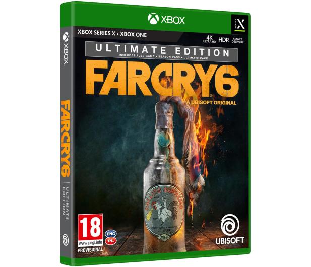Xbox Far Cry 6 - Ultimate Edition - 580061 - zdjęcie 2