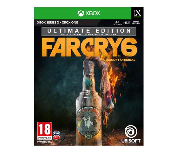 Xbox Far Cry 6 - Ultimate Edition - 580061 - zdjęcie
