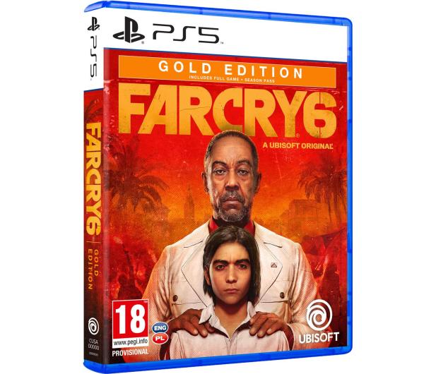 PlayStation Far Cry 6 - Gold Edition - 659981 - zdjęcie 2
