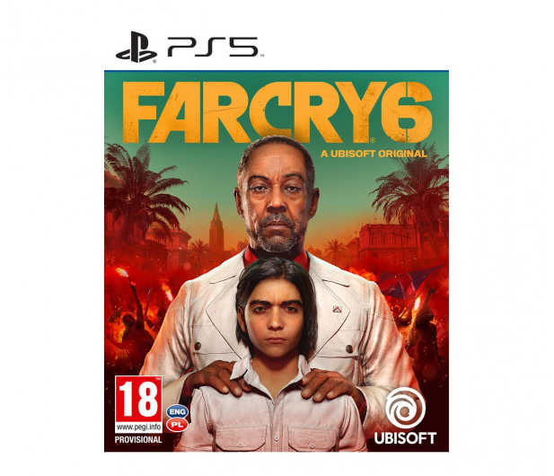 PlayStation Far Cry 6 - 594251 - zdjęcie