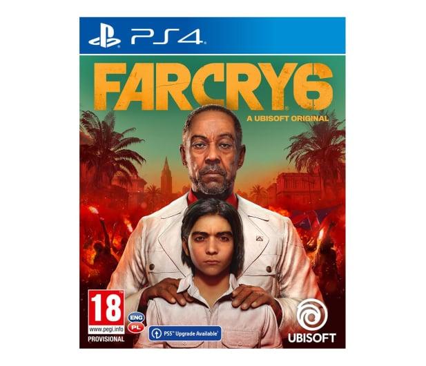 PlayStation Far Cry 6 - 580064 - zdjęcie