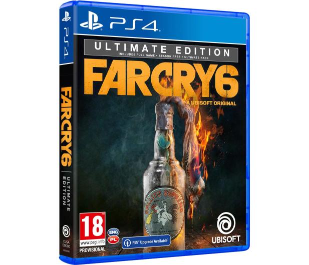 PlayStation Far Cry 6 - Ultimate Edition - 580069 - zdjęcie 2