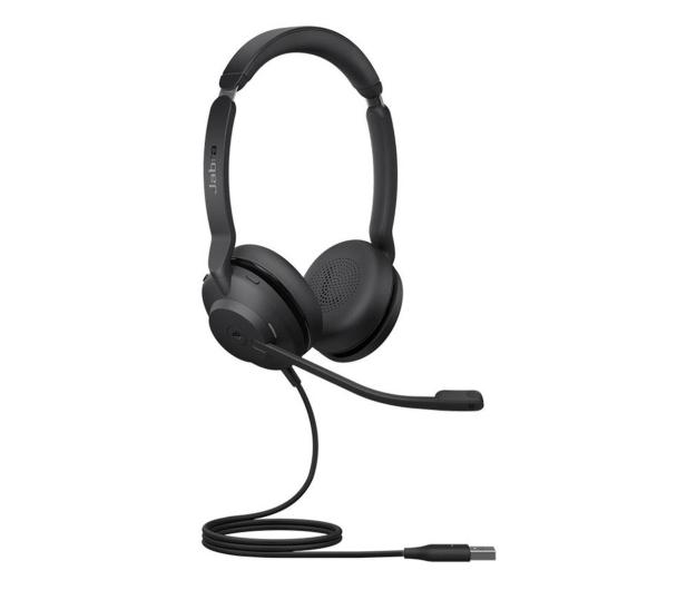 Jabra Evolve 2 30 USB-A Stereo MS - 657892 - zdjęcie