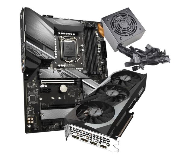 Gigabyte Pakiet: RTX3070 GAMING OC + Z590 + 700W 80+Bronze - 660066 - zdjęcie