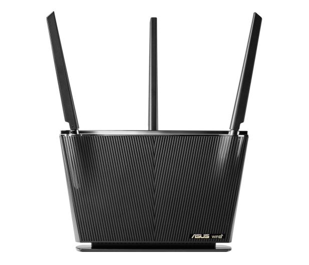 ASUS RT-AX68U (2700Mb/s a/b/g/n/ac/ax, 2xUSB) - 650985 - zdjęcie