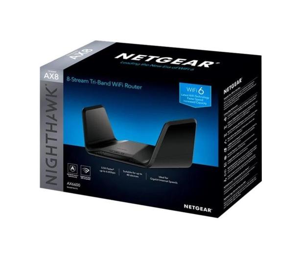 Netgear Nighthawk RAX70 (6600Mb/s a/b/g/n/ac/ax) - 651576 - zdjęcie 5