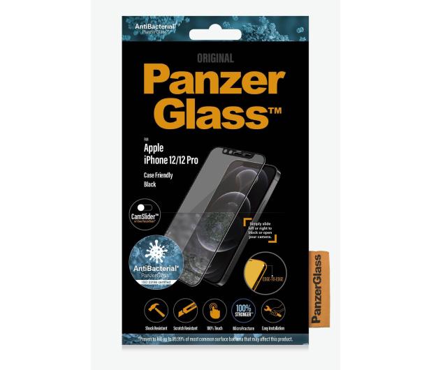 PanzerGlass Microfracture CamSlider do iPhone 12/12 Pro - 657510 - zdjęcie 4