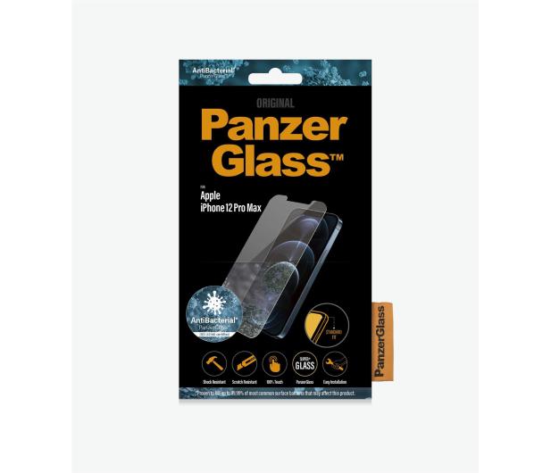 PanzerGlass Pro Standard Super+ do iPhone 12 Pro Max  - 657524 - zdjęcie 4
