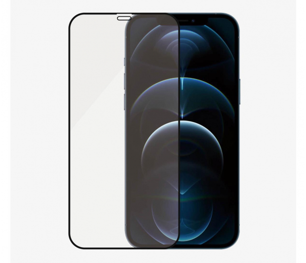 PanzerGlass Super+ Case Friendly do iPhone 12/12 Pro   - 657521 - zdjęcie