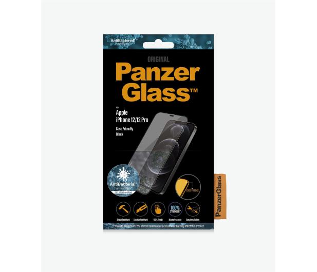 PanzerGlass Super+ Case Friendly do iPhone 12/12 Pro   - 657521 - zdjęcie 4