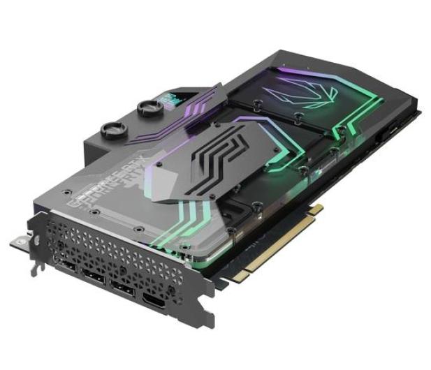 Zotac GeForce RTX 3090 Arctic Storm 24GB GDDR6X - 661207 - zdjęcie 2