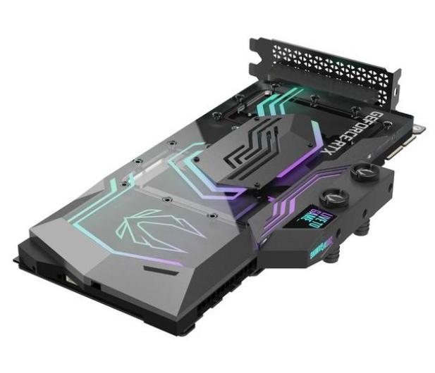 Zotac GeForce RTX 3090 Arctic Storm 24GB GDDR6X - 661207 - zdjęcie 3