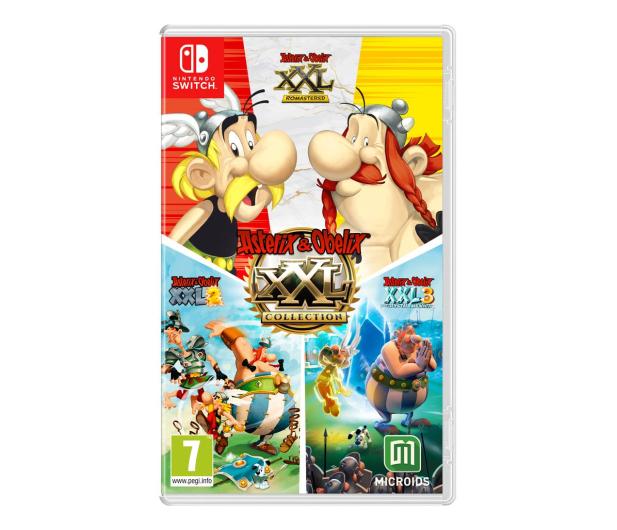 Switch Asterix & Obelix XXL: Collection - 661181 - zdjęcie