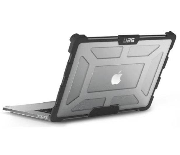 """UAG Plasma do MacBook 15"""" 4G przeźroczysty - 660424 - zdjęcie 3"""