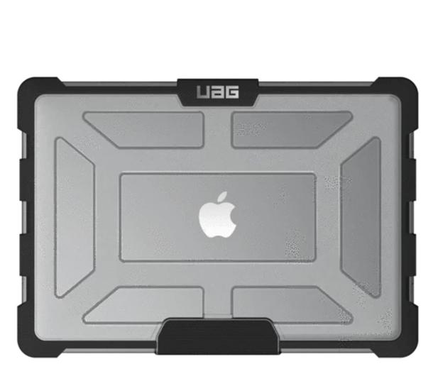 """UAG Plasma do MacBook 15"""" 4G przeźroczysty - 660424 - zdjęcie"""