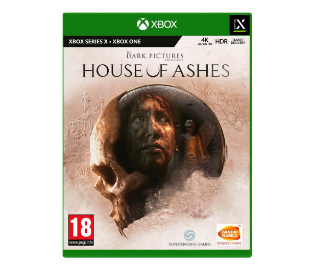 Xbox The Dark Pictures - House of Ashes - 661933 - zdjęcie