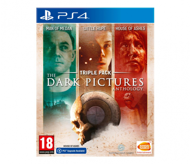 PlayStation The Dark Pictures: Anthology Limited Edition - 661931 - zdjęcie