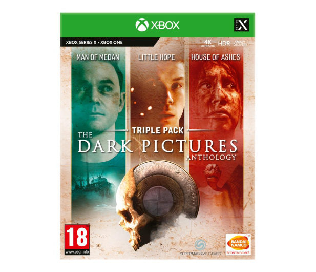 Xbox The Dark Pictures: Anthology Limited Edition - 661934 - zdjęcie