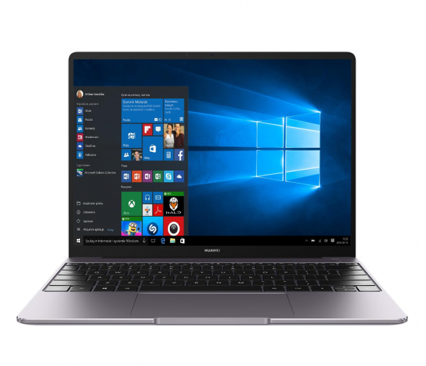 Huawei MateBook 13 R7-3700U/16GB/512/Win10 - 661535 - zdjęcie