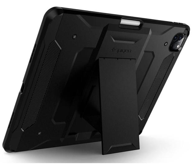"""Spigen Tough Armor do iPad Pro 12.9"""" (5. generacji) black - 657735 - zdjęcie 4"""